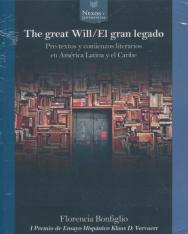 The Great Will - El gran legado -  pre-textos y comienzos literarios en América Latina y el Caribe