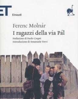 Molnár Ferenc: I ragazzi della via Pál (A Pál utcai fiúk olasz nyelven)