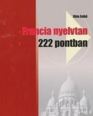 Francia Nyelvtan 222 Pontban (MX-311)