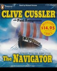 Clive Cussler: The Navigator - Audio Book (5CDs)