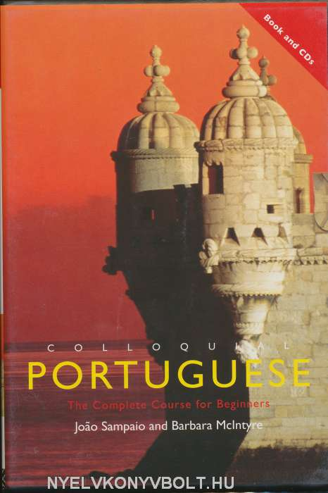Colloquial Portuguese Book & CD Pack - The Complete Course for Beginners