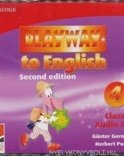 Playway to English - 2nd Edition - 4 Class Audio CDs