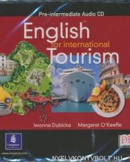 English for International Tourism Pre-Intermediate Class Audio CD
