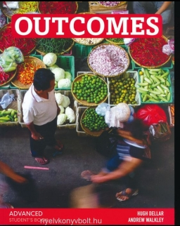 Outcomes 2nd Edition Advanced Student's Book with  Class DVD-ROM