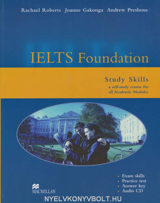 IELTS Foundation Study Skills with Answer Key and Audio CD Academic Modules