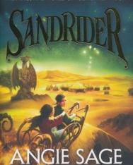 Angie Sage: Sandrider: A TodHunter Moon Adventure 2