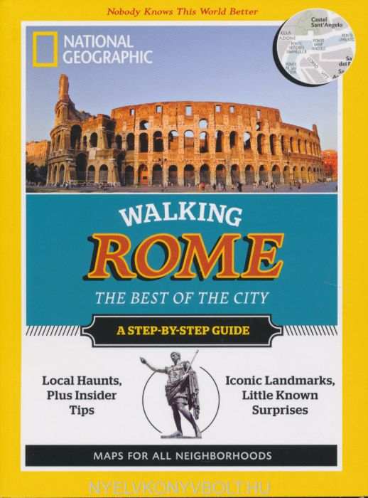 Walking Rome (National Geographic)