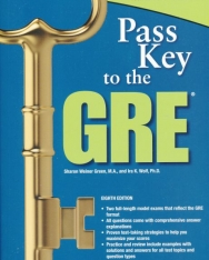 BARRON'S Pass Key to the GRE Eighth Edition