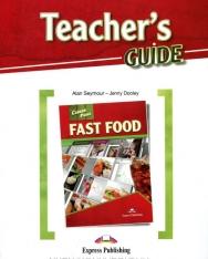 Career Paths: Fast Food Teacher's Guide
