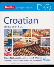 Berlitz Croatian Phrase Book & Audio CD