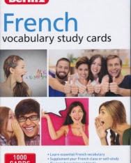 Berlitz French Study Cards