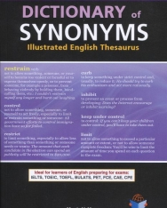 Dictionary of Synonyms - Illustrated English Thesaurus