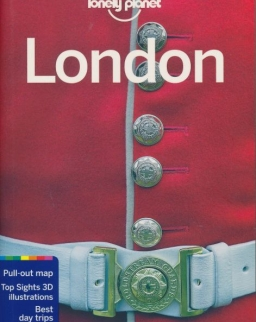 Lonely Planet - London City Guide (11th Edition)