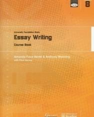 TASK: University Foundation Study Module 8: Essay Writing Course Book