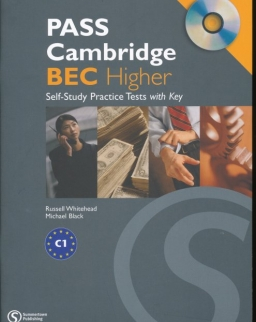 Pass Cambridge BEC Higher Self-Study Practice Tests with Key and CD