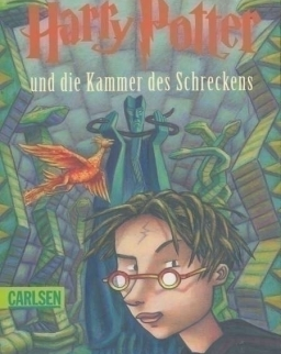 J. K. Rowling: Harry Potter und die Kammer des Schreckens (Harry Potter és a Titkok Kamrája - német nyelven)
