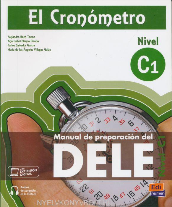 El Cronómetro nivel C1 incluye CD MP3