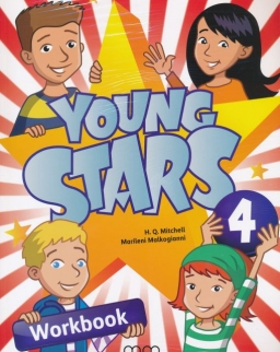 Young Stars Level 4 Workbook with CD-ROM