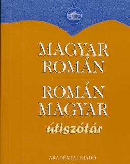 Magyar-román / román-magyar útiszótár - Akadémiai útiszótárak