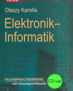 Elektronik - Informatik - Grosses Testbuch mit Audio CD