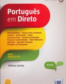 Portugues em Direto inclui CD áudio