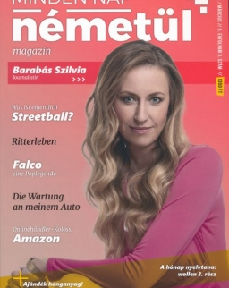 Minden Nap Németül magazin 2021. március