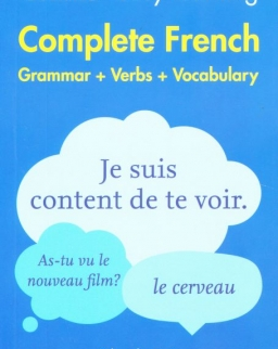 Collins Easy Learning - French Complete Grammar, Verbs and Vocabulary (3 books in 1)