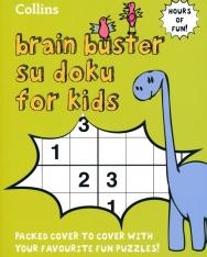 Collins Brain Buster Su Doku for Kids