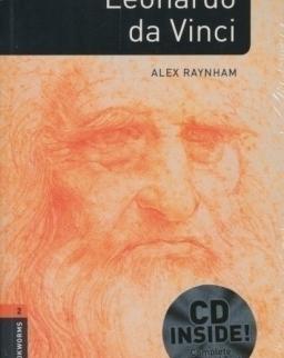 Leonardo Da Vinci with Audio CD Factfiles - Oxford Bookworms Library Level 2