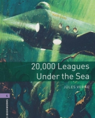 20.000 Leagues under the sea - Oxford Bookworms Library Level 4