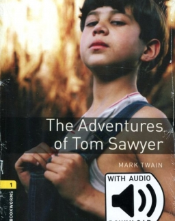 The adventures of Tom Sawyer with Audio Download - Oxford Bookworms Library Level 1