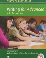 Improve Your Skills Writing for Advanced Student's Book with Answer Key & Macmillan Practice Online