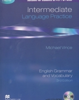 New Intermediate Language Practice 3rd Edition - English Grammar and Vocabulary without Key with CD-ROM (Michael Vince)