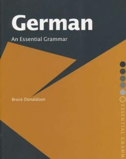 German Essential Grammar