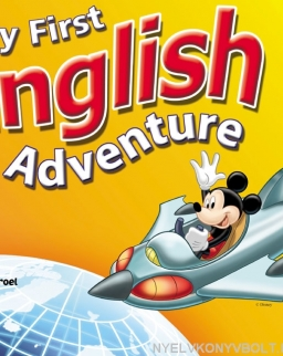 My First English Adventure 1 Pupil's Book with Dvd