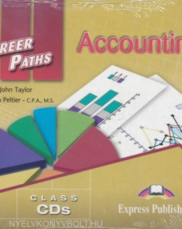 Career Paths - Accounting Audio CDs (2)