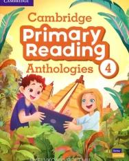 Cambridge Primary Reading Anthologies Level 4 Student's Book with Online Audio