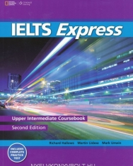 IELTS Express Upper Intermediate (2nd Edition) Coursebook
