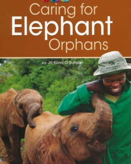 Our World Reader:Caring for Elephant Orphans