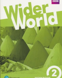 Wider World 2 Workbook with Online Homework Pack