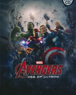 Marvel's The Avengers: Age of Ultron with MP3 CD - Pearson English Readers level 3