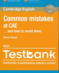 Common Mistakes at CAE… and How to Avoid Them with Tesbank Authentic Examination Papers Online