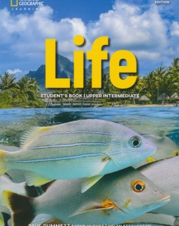 Life 2nd Edition Upper-Intermediate Student's Book with App Code
