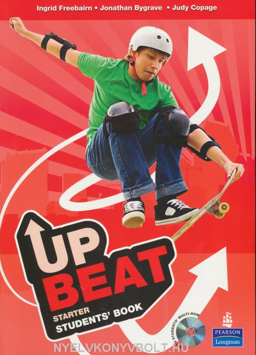 Up Beat Starter Student's Book with Multirom
