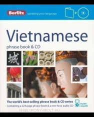 Berlitz Vietnamese Phrase Book & Audio CD
