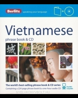 Berlitz Vietnamese Phrase Book & Audio CD