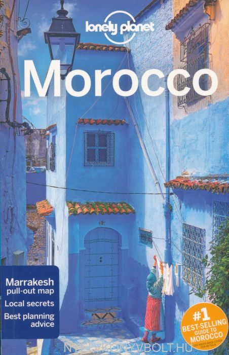 Lonely Planet - Morocco (Travel Guide)