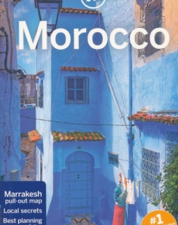 Lonely Planet - Morocco (Travel Guide) 12th Edition