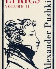 Alexander Pushkin:Lyrics: Volume 2