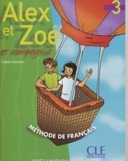 Alex et Zoé 3 Livre de l'éleve